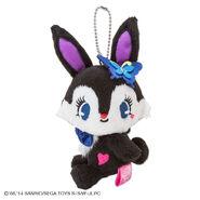 Jewelpet-luea-mascot-holder-key-ring-charm-plush-doll-check-sanrio-japan-01
