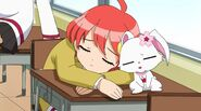 Sleepy Rinko-Chan & Ruby