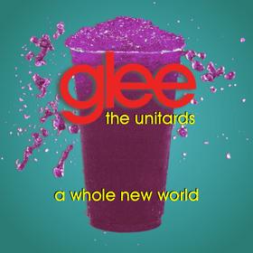 A whole new world slushie