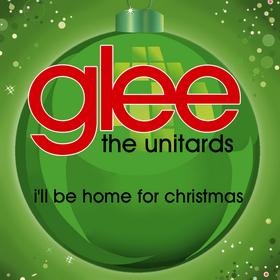 I'll be home for christmas slushie