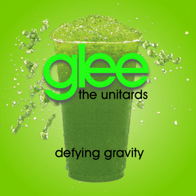 Defying gravity slushie