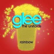 Rainbow slushie