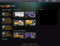 Sparkworkz - Homepage 2009-2010