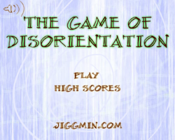 The Game of Disorientation