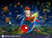 Jimmy Neutron Boy Genius Amusement Park Space Armada