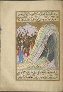 Iblis leads Quraysh