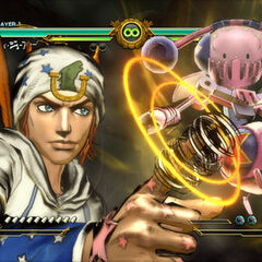 Tusk ACT2 in <i>All-Star Battle</i>