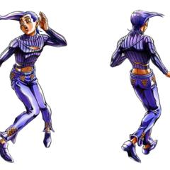 All-Star Battle concept art (Doppio)