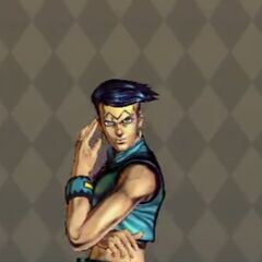 Rohan Costume A in <i>All-Star Battle</i>
