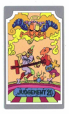 JoJo Tarot 20 - Judgement