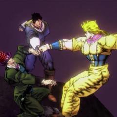 Fighting <a href=