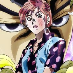Shinobu falling in love with Kira.
