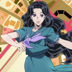Yukako dancing in <i><a href=