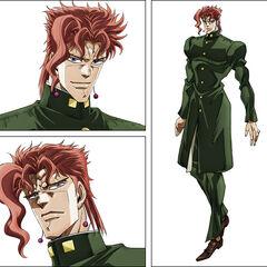 Key art for the anime