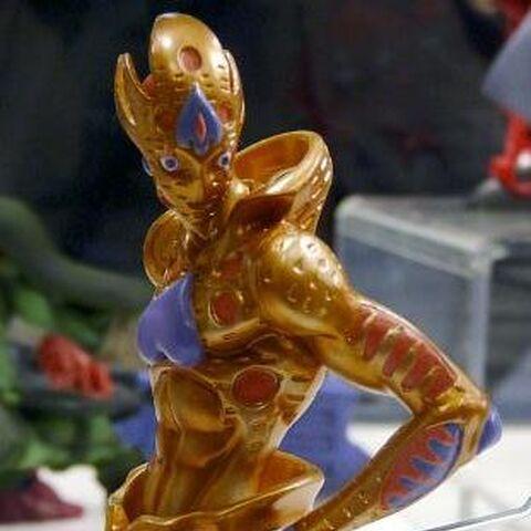 GER solid figurine
