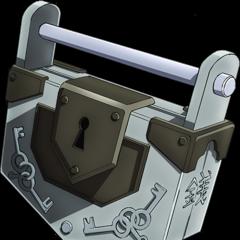 Key art of The Lock.