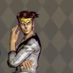 Rohan Costume B in <i>All-Star Battle</i>