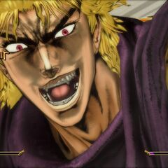 Dio during his GHA, <i>ASB</i>