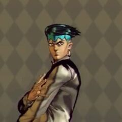 Rohan Costume D in <i>All-Star Battle</i>