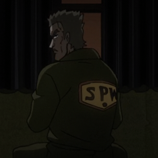 A scout from SPW (exclusive to the anime)