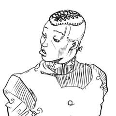 Okuyasu as seen in <i><a href=