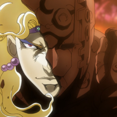 Kars in his shell armor