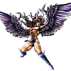 Ultimate Lifeform <i>All-Star Battle</i> concept art