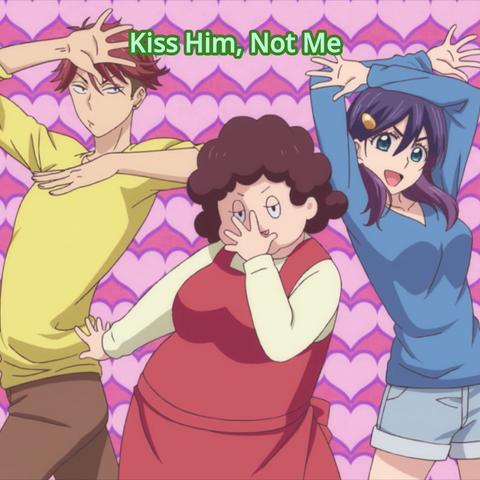 Serinuma family do the Jojo poses.