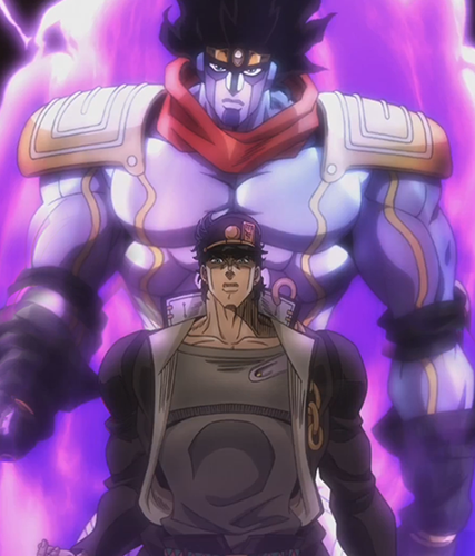 Stand Jojo S Bizarre Encyclopedia Fandom Powered By Wikia