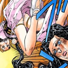 Yukako attacks Aya Tsuji