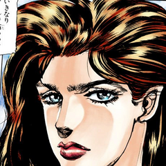 Close up of Lisa Lisa