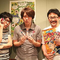 Yūki Ono, Wataru Takagi and Daisuke Ono - #8