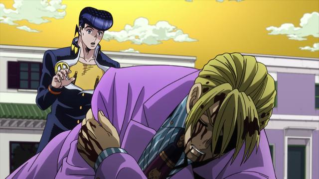 File:Josuke talks to Kira.png