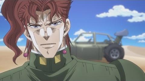 TVアニメ『ジョジョの奇妙な冒険 スターダストクルセイダース』エジプト編PV