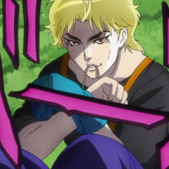 Dio about to face Jonathan in a boxing match