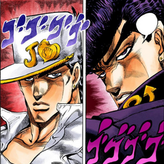 Meeting Jotaro Kujo for the first time
