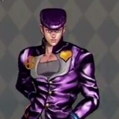 Josuke Costume E in <i>All-Star Battle</i>