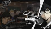 Persona 5 The World