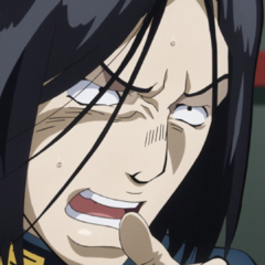 In a jealous rage over Josuke's popularity.