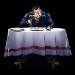 Okuyasu in one of the loading animations in <i><a href=