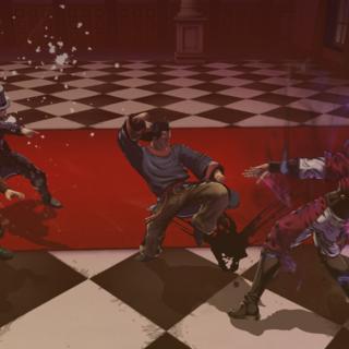 Ogre Street Gang in combat, EOH