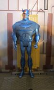 Cyborg Batman 01