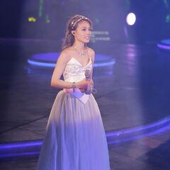 Dongguan, Singapore, Shenzhen;<br />Dress by <b>Ulyana Sergeenko</b>
