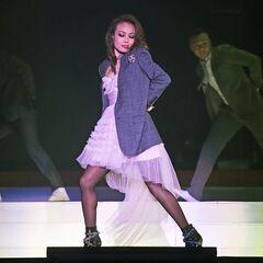 Foshan Act 4;<br />Dress by <b>Yves Saint Laurent</b>
