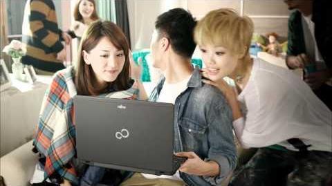 百老滙x容祖兒2011 玩。樂生活 廣告-Version 2