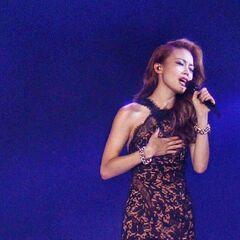 Guangzhou Act 1;<br />Dress by <b>Emilio Pucci</b>