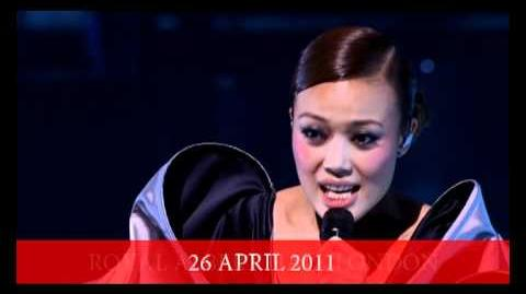 Joey Yung Live at the Royal Albert Hall TV Commercial