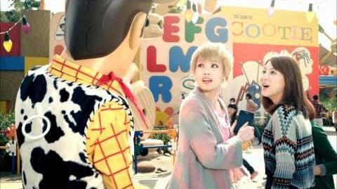百老滙x容祖兒2011 玩。樂生活 廣告-Version 1