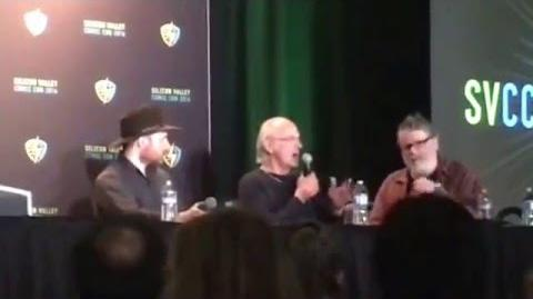 Christopher Lloyd Talks I Am Not A Serial Killer at Silicon Valley Comic Con Movie X-Men