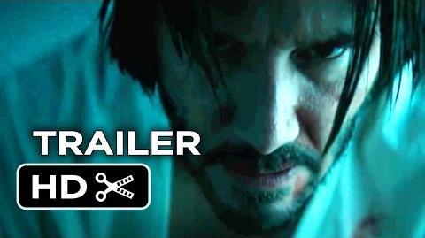John Wick Official Trailer 1 (2014) - Keanu Reeves, Willem Dafoe Movie HD